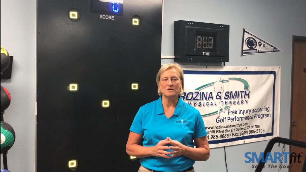 Rozina and Smith Using SMARTfit Technology in 2019